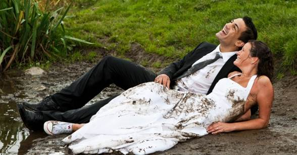 Vestidos de novia para despues de la boda
